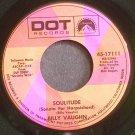 BILLY VAUGHN~Soulitude~Dot 17111 VG++ 45