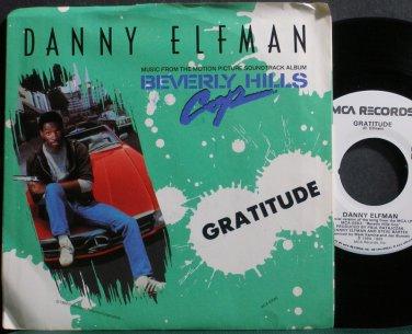 DANNY ELFMAN~Gratitude~MCA 52560 (OST) Promo M- 45