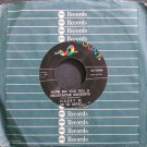 HARRY M & THE MARVELS~How Do You Tell a Heartache Goodbye~ABC-Paramount 10586 Rare VG+ 45
