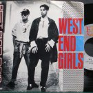PET SHOP BOYS~West End Girls~EMI America 8307 (Synth-Pop) VG++ 45