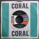 PETE FOUNTAIN~Puddin'~Coral 62557 (Dixieland/New Orleans Jazz) VG+ 45