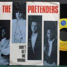 THE PRETENDERS~Don't Get Me Wrong~Sire 28630 (New Wave) VG++ 45