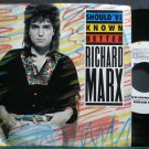 RICHARD MARX~Should've Known Better~EMI-Manhattan 50083 (Soft Rock) M- 45