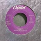 SHERIFF~When I'm with You~Capitol 44302 (Hard Rock) VG+ 45