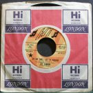 ACE CANNON~By the Time I Get to Phoenix~Hi 2144 Promo VG+ 45