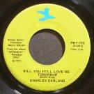 CHARLES EARLAND~Will You Still Love Me Tomorrow~Prestige 755 (Soul) VG++ 45