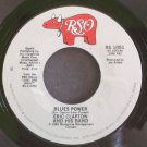 ERIC CLAPTON & HIS BAND~Blues Power~RSO 1051 (Blues) VG+ 45
