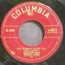 MITCH MILLER & HIS ORCHESTRA~The Bonnie Blue Gal~Columbia 40575 (Big Band Swing)  45
