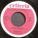 POKERFACE~Miss America~Criteria 1560 (Modern Soul) Rare VG+ HEAR 45