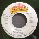 THE CHANTELS~Believe Me~Collectables 0127 (Early R&B) VG+ 45