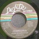 CROWN HEIGHTS AFFAIR~Dreaming a Dream~De-Lite 1570 (Disco)  45