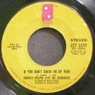 HAROLD MELVIN & THE BLUE NOTES~If You Don't Know Me by Now~Philadelphia Int'l 3520 (Soul)  45
