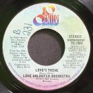 LOVE UNLIMITED ORCHESTRA~Love's Theme~20th Century 2069 (Disco)  45