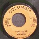 STEVE LAWRENCE~Go Away Little Girl~Columbia 42601 (Soft Rock)  45