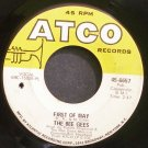 BEE GEES~First of May~ATCO 6657  45