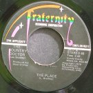 THE COUNTRY DOCTOR~The Place~Fraternity Recording Corp. 3417 Rare VG++ 45