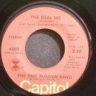 ERIC BURDON BAND~The Real Me~Capitol 4007 (Blues) Rare VG+ 45