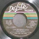 KOOL & THE GANG~Love and Understanding~De-Lite 1579 (Funk) VG+ 45