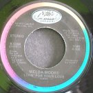 MELBA MOORE~Livin' For Your Love~Capitol 5308 (Funk) VG+ 45