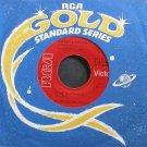 MICKEY & SYLVIA~Love is Strange~RCA Victor 0599 (Soul) VG+ 45