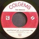 THE MONKEES~A Little Bit Me, a Little Bit You~Colgems 1004 (Rock & Roll) VG+ 45