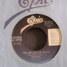 MTUME~You, Me and He~EPIC 04504 (Downtempo)  45