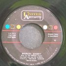 SHIRLEY BASSEY~You'll Never Know~United Artists 363 (Jazz Vocals)  45