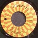 TOMMY JAMES & THE SHONDELLS~Hanky Panky~Roulette 4686  45