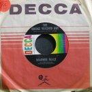 WARNER MACK~The Bridge Washed Out~Decca 31774 VG+ 45