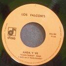 LOS FALCON'S~Ande Y Ve~Disa 900 M- Mexico 45