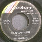 THE NEWBEATS~Bread and Butter~Hickory 1269 (Surf Rock)  45