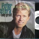 PETER CETERA & AMY GRANT~The Next Time I Fall~Warner Bros. 28597 (Soft Rock) M- 45