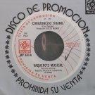 VAQUERO'S MUSICAL~Corazoncito Tirano~Musart 443 Promo M- Mexico 45