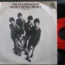 THE BUCKINGHAMS~Mercy, Mercy, Mercy~Columbia 44182 (Psychedelic Rock) VG+ 45