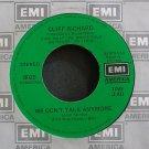 CLIFF RICHARD~We Don't Talk Anymore~EMI America 8025 (Soft Rock) VG++ 45