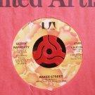 GERRY RAFFERTY~Baker Street~United Artists UA-X1192-Y (Classic Rock) VG++ 45