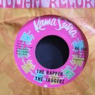 THE JAGGERZ~The Rapper~Kama Sutra 502 (Soft Rock) VG++ 45