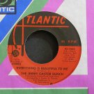 JIMMY CASTOR BUNCH~Everything is Beautiful to Me~Atlantic 3362 (Soul) VG+ 45