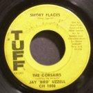 THE CORSAIRS~Smoky Places~Tuff 1808 (Doo-Wop)  45