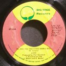 LOBO~Me and You and a Dog Named Boo~Big Tree 112 (Soft Rock)  45