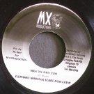 ELEPHANT MAN~Weh We Nah Duh~Mx Productions 4684 VG++ Jamaica 45
