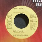 GARY STEWART~Out Of Hand~RCA 10061 Promo M- 45