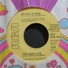 JULIUS LA ROSA~The Good Life~RCA 0938 Promo M- 45