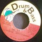 LT. STITCHIE & RICHIE STEPHENS~Pupa Lick~Drum & Bass NONE VG+ Jamaica 45
