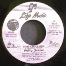 PHILLIP FRAZER~High School Girl~Life Music 11 VG++ 45