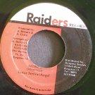 TENOR SENIOR & ANGEL~Money~Raiders NONE VG+ Jamaica 45
