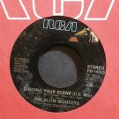 THE BLOW MONKEYS~Digging Your Scene~RCA 14325 (New Wave) VG++ 45