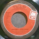 JEFFREY OSBORNE~You Should Be Mine (The Woo Woo Song)~A&M 2814 (Soul) VG+ 45