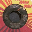 RONNIE MILSAP~She Loves My Car~RCA 13847 VG++ 45