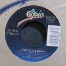 CYNDI LAUPER~I Drove All Night~EPIC 68759 VG+ 45